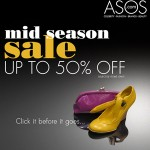 ASOS Mid Season Sale – Up to 50% off