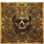 Alexander McQueen & Damien Hirst Launch Exclusive Scarf Collection