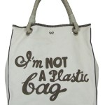 I'm not a plastic bag by Anya Hindmarch
