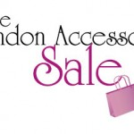 The Exclusive London Accessory Sale  – 25th & 26th September.