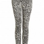 Leopard Print Jeans  – Animalistic style to see you into 2012!