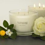 Neom Luxury Organics Candles in Serenity & Sumptuous