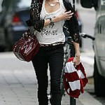Fearne Cotton And Her Best-selling Jaeger Tilly Bag