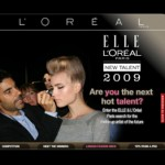 Elle L`Oreal Paris New Talent Make-up Artist Competition 2009