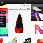 Design your own bespoke and custom made shoes at shoesofprey.com
