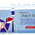 Shop It To Me`s online personal shopping service