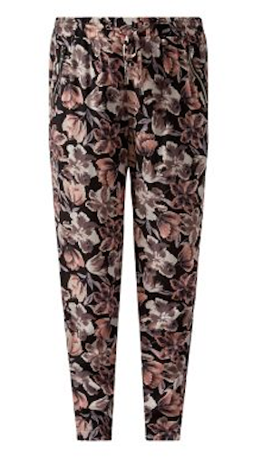 Floral Print Joggers £19.99 at New Look