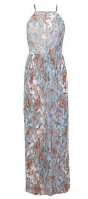 Dress £59 at Miss Selfridge